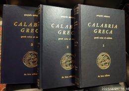 Calabria greca, Greek Coins of ...