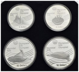 CANADA - Olympic Proof Set ...