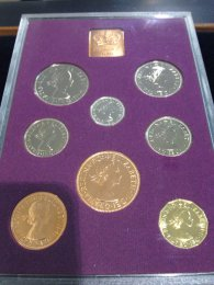UK - Proof Coin Set 1970 - Without ...