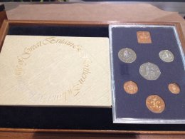 UK -  Proof Coin Set 1976 - In ...