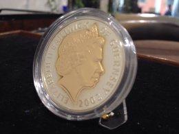 GUERNSEY - 5 pounds 2002 - Golden ...