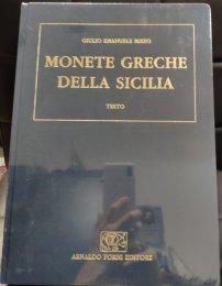 Monete Greche della Sicilia, ...