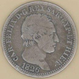 Carlo Felice (1821-1831) Lira AG ...
