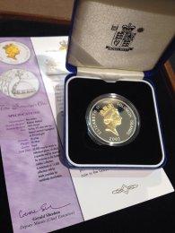SOLOMON ISLANDS - 5 dollars 2002 ...